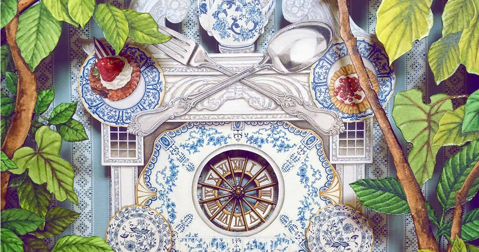 Picture Daria Song The Talent Behind Gorgeous Colouring Book Time Garden Lived In San Francisco For
