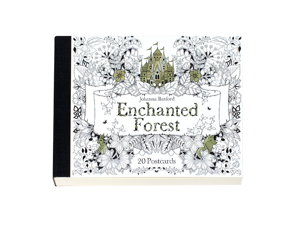 Johanna Basford Books And Products