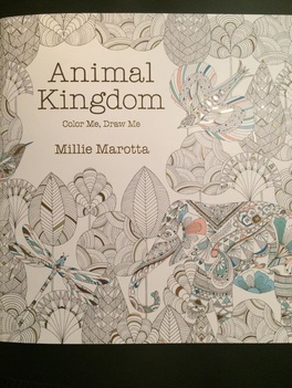 Millie Marotta Raised In Wales Has Always Been Surrounded By The Beauty Of Animal And Plant Life Even Drawn From Same Inspiration That